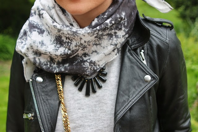 arpil shower, perfecto, cuir, pull and bear, juste juliette, blog mode lille, fashion blogger